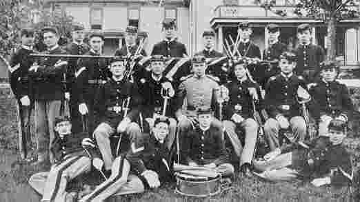 Episode 4: Hopkins Military Academy